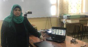 المعهد الطبي التقني المنصور ينظم ورشة عمل عن (اجهزة الاتصالات )