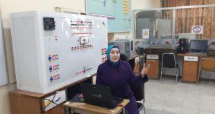 المعهد الطبي التقني المنصور في الجامعة التقنية الوسطى ينظم ورشة عمل عن (فوائد استخدام التكنلوجيا في التعليم)